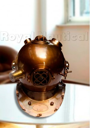 Antique Replica Divers Helmet