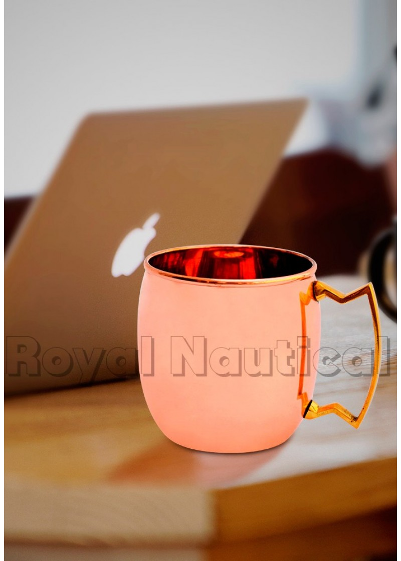 Beer Copper Mug