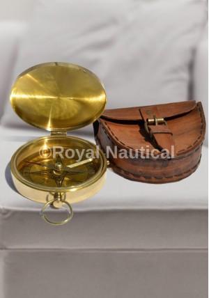 Brass Designer Compass