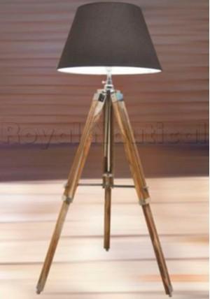Designer Tripod Lamp