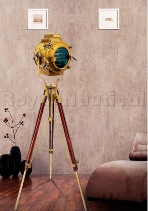 Designer Brass Spot Light