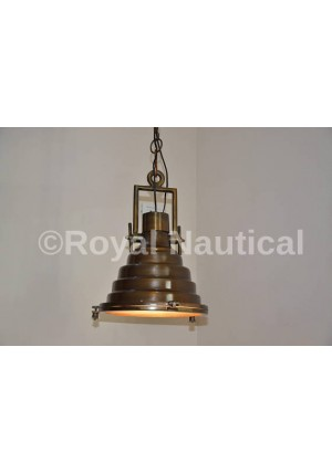 Antique Finish Reproduction Hanging Decor Home Light Fixtures Hanging Lamp