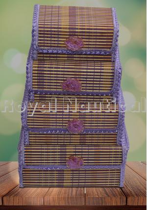 Handmade Jute Gift Box