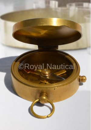 Marine Soldiers Compass