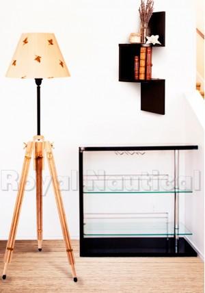 Nautical Tripod Floor Lamp Light