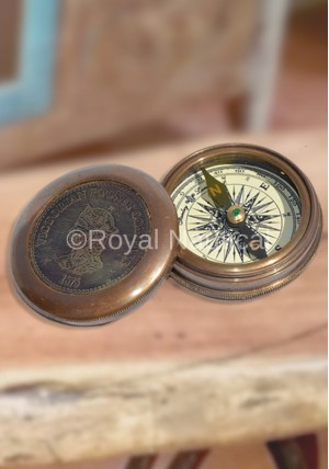 Royal Navy Compass