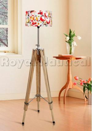 Royal Designer Wooden Lamp