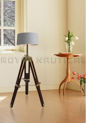 Royal Mini Antique Floor Lamp