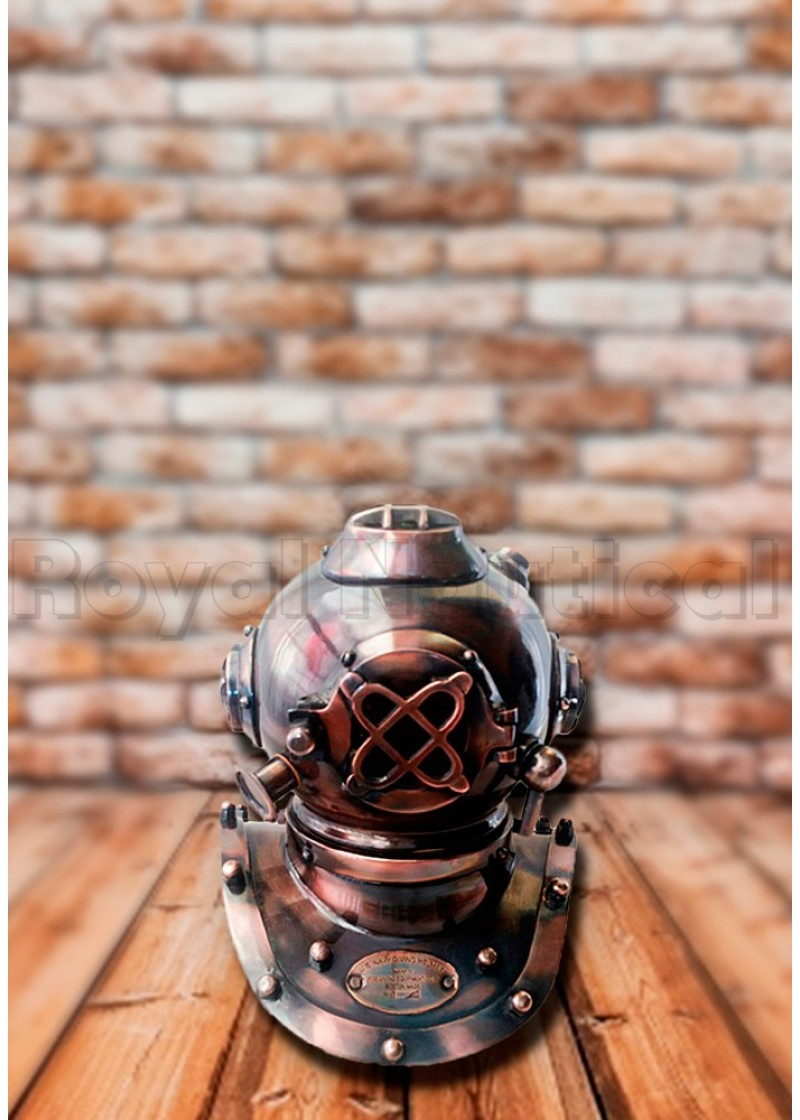 Royal Vintage Gift Diving Helmet