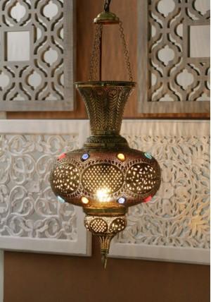 Traditional Moroccan Pendant