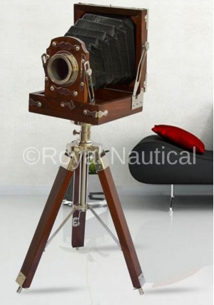 Vintage Looks Camera Home Decor