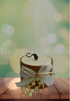 Wooden & Jute Gift Box